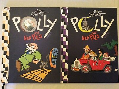 Polly And Her Pals: Complete Sunday Comics 1913-1927 & 1928-1930 Hc - Idw / Loac