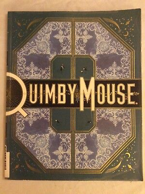ACME NOVELTY LIBRARY: QUIMBY THE MOUSE TPB by Chris Ware Fantagraphics 2003