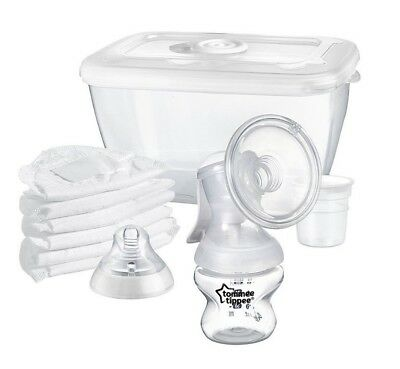 Tommee Tippee Manual Breast Pump - Closer to Nature Manual Breast Pump