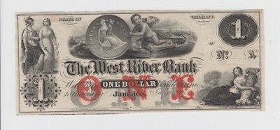 Obsolete Currency   Jamaica Vermont Coin on note au hinges