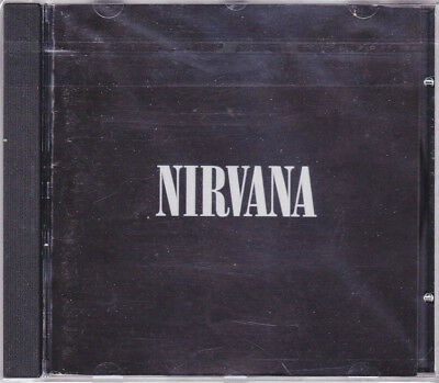 Nirvana by Nirvana (CD, 2002, Geffen Universal, Made In Colombia) Awesome!