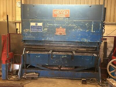 Press Brake - Used and with tooling
