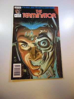 The Terminator #1 VF condition Huge auction going on now!