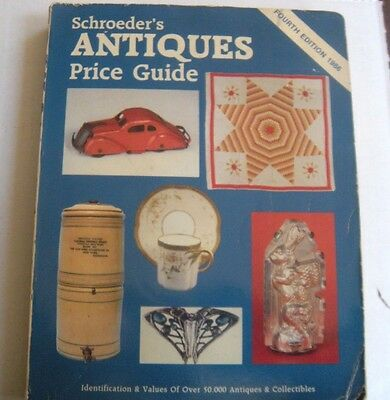 Schroeder's Antiques Price Guide (1986, Paperback)
