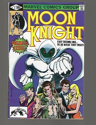 Moon Knight #1 Premiere Issue