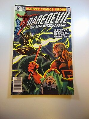 Daredevil #168 1st appearance of Elektra VG/FN condition