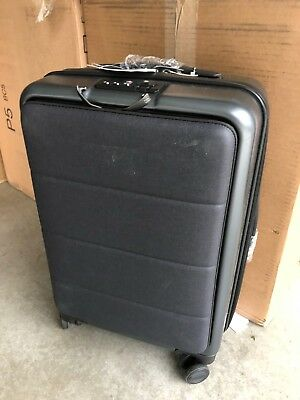 "Xiaomi Winfield 2 Fashion 20"" Spinner Luggage Business Double TSA Locks Cabin 90"