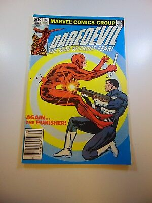 Daredevil #183 vs. The Punisher VF- condition Huge auction going on now!