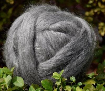 Gotland Wool Top from Sweden (4 oz Braid) Spinning, Felting