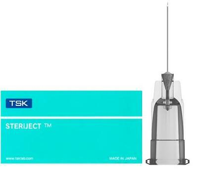 Needle TSK STERIJECT 32G x 1/2 100/Bx FREE FAST SHIPPING
