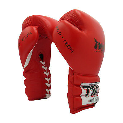 TMA Original Cow Hide Leather Boxing Gloves Fight Punching Bag