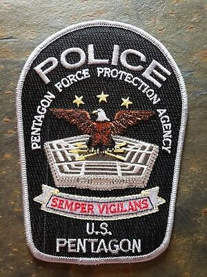 U.S. Pentagon Force Protection Agency Police Patch