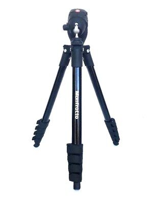 MANFROTTO Compact Action Camera Phone Photography Video Tripod With Case