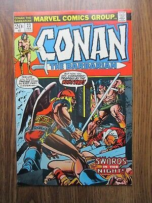 Conan the Barbarian 23  First Cameo Appearance Red Sonja
