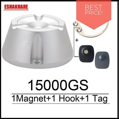 Magnetic Security Tag Remover - 15000GS Universal Detacher EAS System Sensor