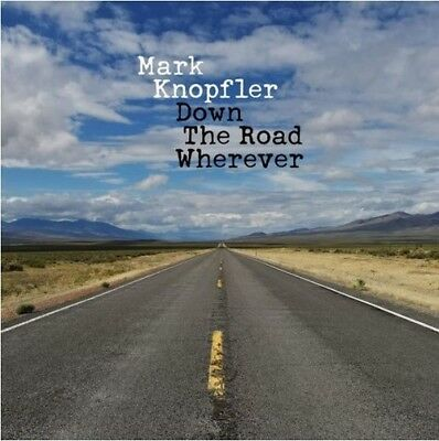 Down The Road Wherever - Mark Knopfler (2018, CD NEUF)