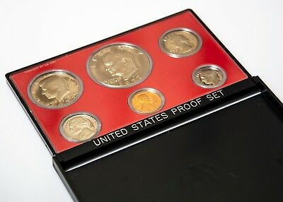 1977 United States Proof Set In Original Packaging US Mint
