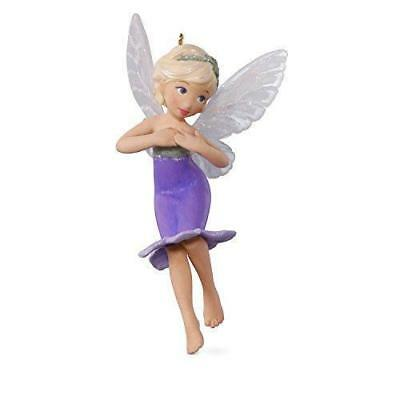2017 Hallmark Lavender Fairy #12 Fairy Messengers Series Ornament New In Box Nr
