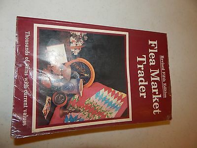 Revised Fifth Edition Flea Market Trader Book Paper Back