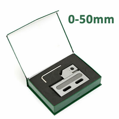"""Wire EDM High Precision Vise Stainless Steel 2"""" Jaw Opening 1.5 Kg Clamping"""