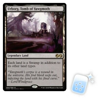 URBORG, TOMB OF YAWGMOTH Ultimate Masters Magic MTG MINT CARD