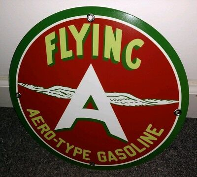 Gulf Gas Oil gasoline sign ...FREE ship on any 8 signs