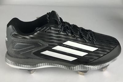 reputable site 48f87 b358c Adidas Poweralley 3 Men s Metal Baseball Cleats - S84762 - Sz 12.5 - Brand  New