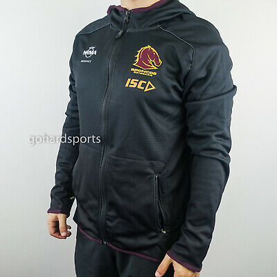 Brisbane Broncos 2019 NRL Squad Hoody (Mens & Kids Sizes) + FREE CAP!