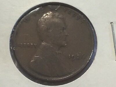 1926 US Lincoln one cent.