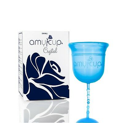 AmyCup Crystal Menstrual Cup - UK Seller