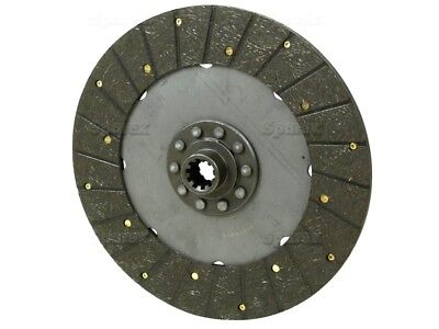 """Pto Clutch Plate (12"""") Fits Some Case David Brown 1410 1412 1294 1394 1490 1494"""