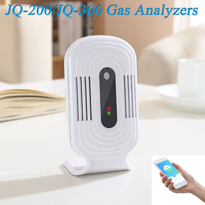 Digital Detector HCHO&TVOC&CO2 Tester Air Quality Monitor Wifi Gas Analyzers UK