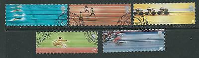 GB 2002 - Commonwealth Games - Set - very fine used