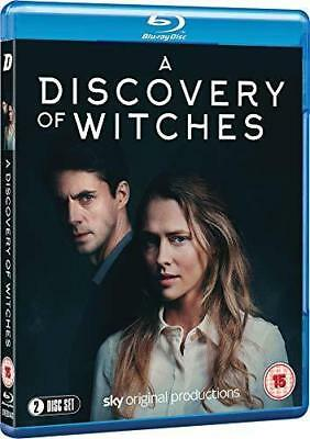 A DISCOVERY OF WITCHES 1 (2018): Adaptation TV Season Series NEW RgB Eu BLU-RAY