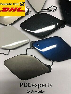 NEW BMW 3 series F30 F31/LCI FRONT BUMPER tow hook eye cover CHOOSE ANY COLOR
