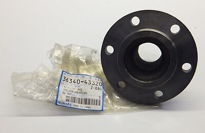 "Kubota ""M4050, M4950, M5950"" Front Axle Bevel Case Bearing Holder 3634043320"
