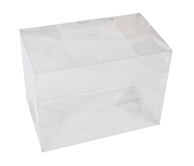 FUNKO MOVIE MOMENTS Pop Shield! PLASTIC PROTECTOR BOXES PLASTIC CRYSTAL