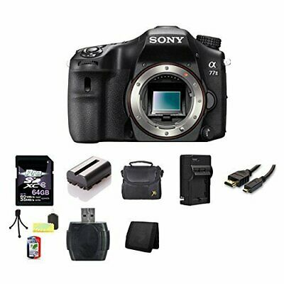 Sony A77II 24.3 MP APS-C Digital SLR Camera (Body) 64GB