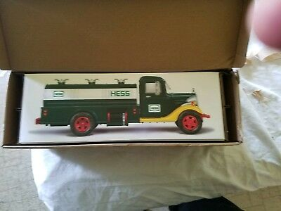 2018 Collector's Edition First Hess Truck 85th Anniversary Limited Edition