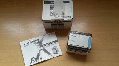 Mitsubishi PLC FX1S-30MR-ES/UL. BRAND NEW, NEVER USED BUT HAS BEEN OPENED