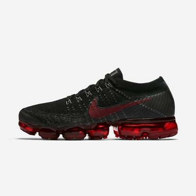 Black Original New Authentic Air VaporMax Flyknit Breathable Men's Running