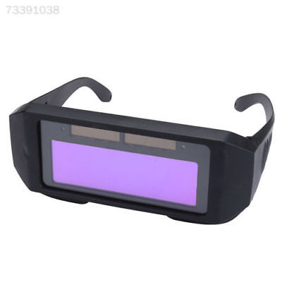 0D1D Solar Powered Auto LCD Darkening Welding Mask Helmet Eyes Goggle Welder