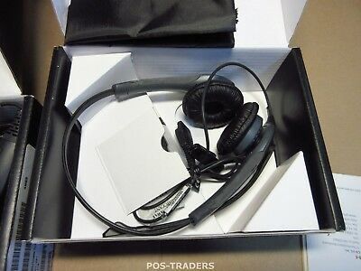Jabra GN2000 IP Headset Duo NC 2019-82-04 for IP telephony USED ORIGINAL BOX