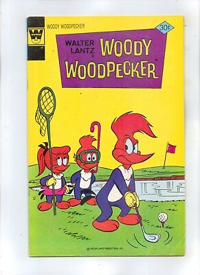 WOODY WOODPECKER No 157 with KNOTHEAD, SPLINTER, WALLY and CHILLY WILLY