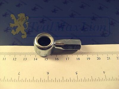 Articulation de rotule 13 mm de biellette BdV tige 6 mm Peugeot 204 404 504