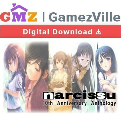 Narcissu 10th Anniversary Anthology Project Steam Key PC Digital Download