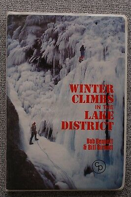 Winter Climbs in the Lake District
