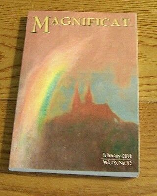 February 2018 issue of the Magnificat Magazine