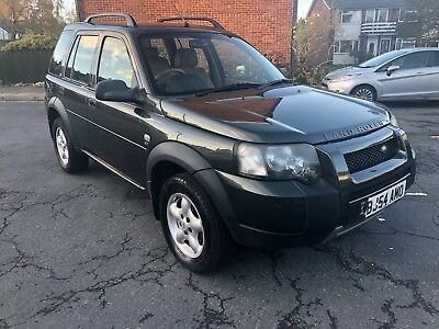Land Rover Freelander 2.0 TD4 SE 5dr - CHEAP 4X4 - NEW CLUTCH - FULL HISTORY