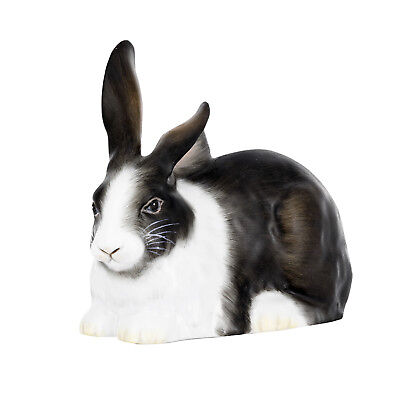 "Herend 3 ¼"" Lying Natural Rabbit"